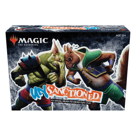 Magic the Gathering : Unsanctioned