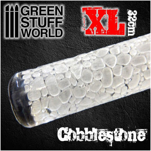 Mega Cobblestone - Rolling Pin - 1477 Green Stuff World