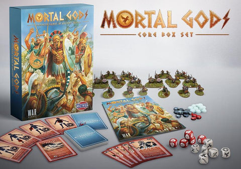 Mortal Gods - Core Box Set: www.mightylancergames.co.uk