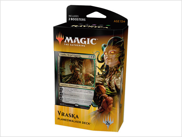 Guilds of Ravnica - Vraska Planeswalker Deck