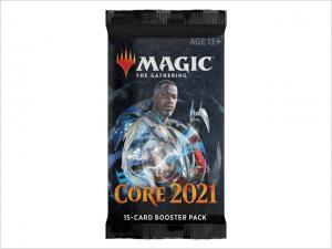 Core 2021 Draft Booster (Single Pack)