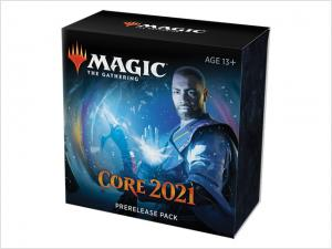Core 2021 Prerelease Pack (Magic the Gathering).