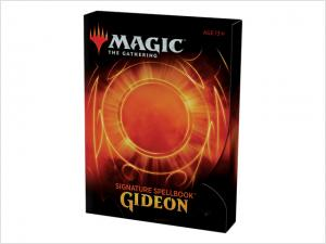 Gideon - Signature Spellbook - Magic the Gathering: www.mightylancergames.co.uk