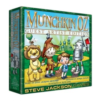 munchkin oz - www.mightylancergames.co.uk