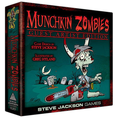 munchkin zombies - www.mightylancergames.co.uk