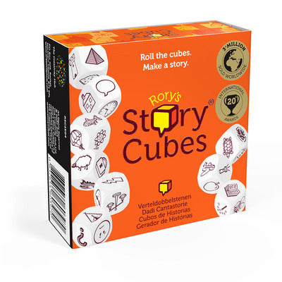 Rory Story Cubes (Max): www.mightylancergames.co.uk