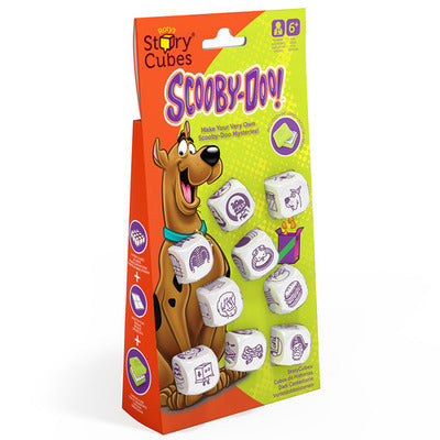 Rory's Story Cubes - Scooby-Doo! (9 Dice Set): www.mightylancergames.co.uk