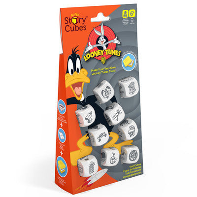 Rory's Story Cubes: StoryWorlds™ Looney Tunes