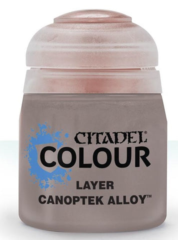 Canoptek Alloy - Layer 12ml (Citadel Paint) ****Pre-order for release on the 25th July 2020****