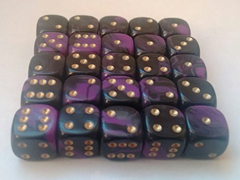D6 - 12mm Purple Oblivion (20)