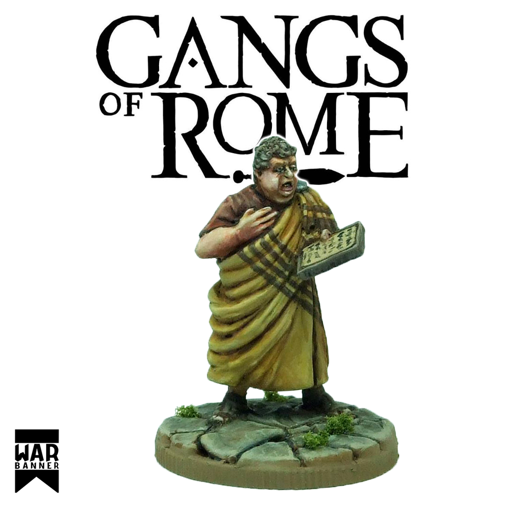 Gangs of Rome - Marcus, the Orator