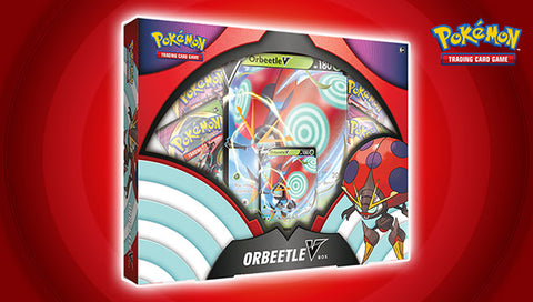 Orbeetle V Box - Pokémon TCG :www.migghtylancergames.co.uk