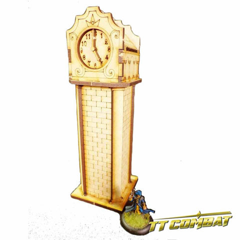 TT Combat: Clock Tower