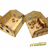 TT Combat: Warehouse and Extension Set
