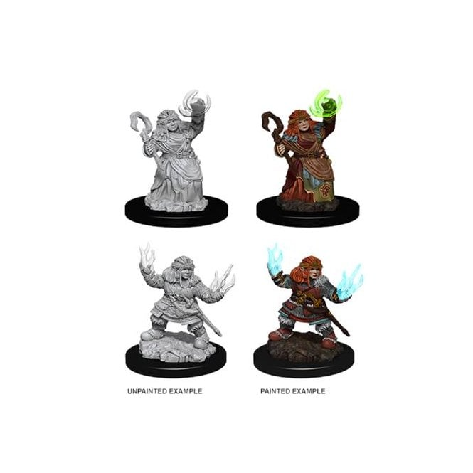 WizKids Pathfinder Battles Deep Cuts (Wave 7) - Female Dwarf Summoner 73543