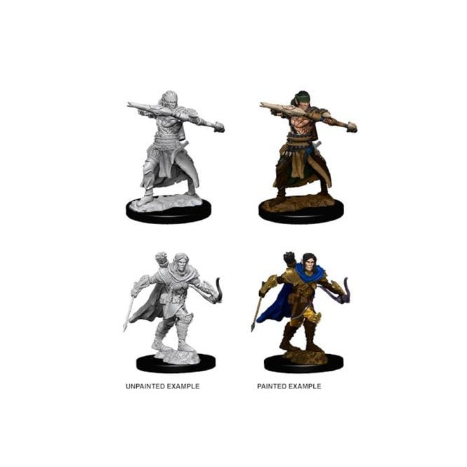 WizKids Pathfinder Battles Deep Cuts (Wave 7) - Male Half-Elf Ranger 73544