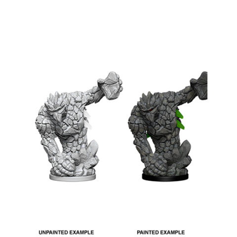 WizKids Pathfinder Deep Cuts Miniatures (Wave 5) - Medium Earth Elemental 73357