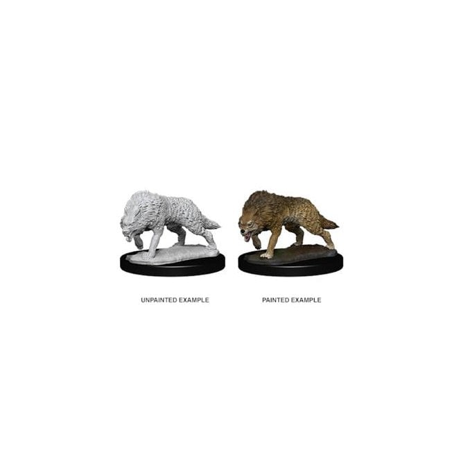 WizKids Pathfinder Deep Cuts (Wave 7) - Timber Wolves 73553
