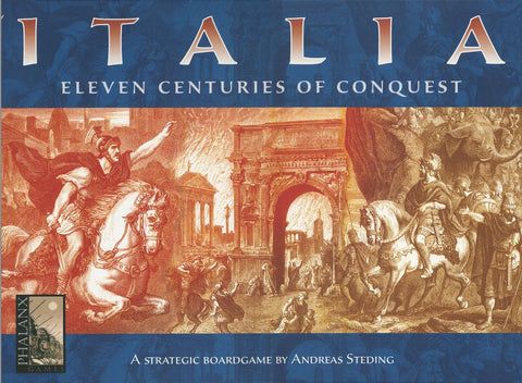 Italia: Eleven Centuries of Conquest