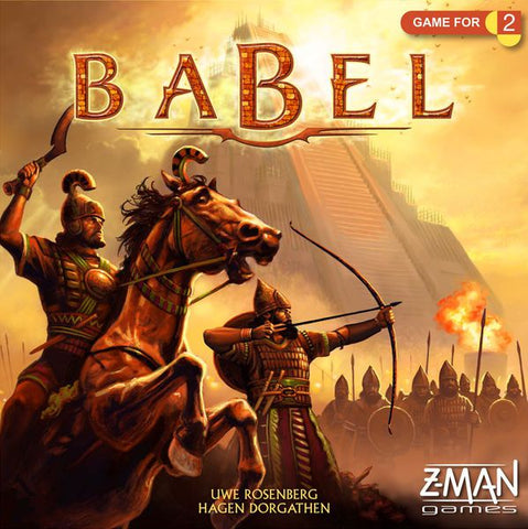 BABEL - A Game For 2