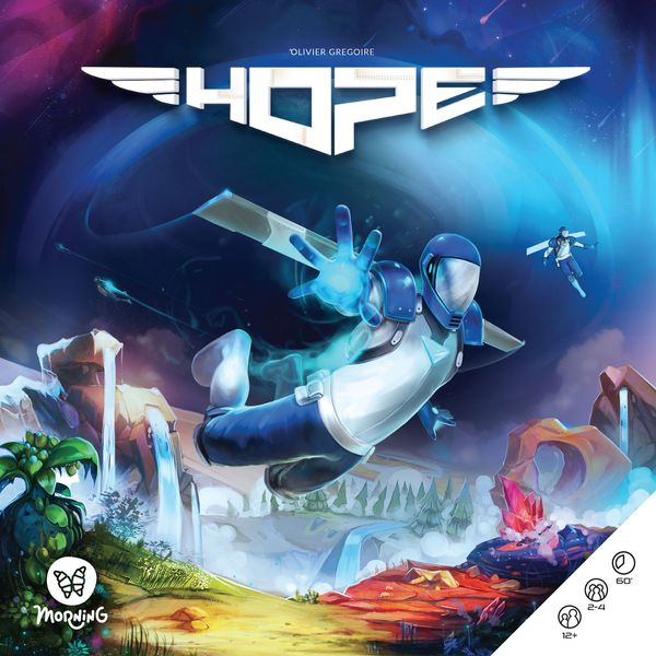 Hope - Boardgame: www.mightylancergames.co.uk