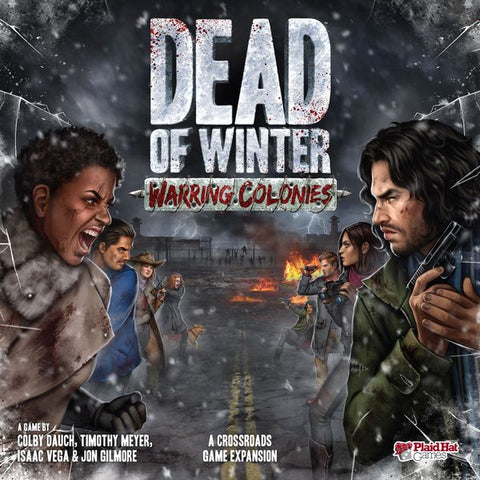 Dead of Winter - Warring Colonies: www.mightylancergames.co.uk