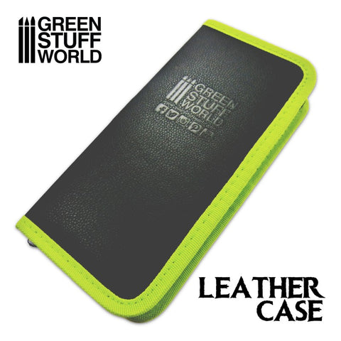 Premium Leather Case for Tools and Brushes (1572) -  GSW