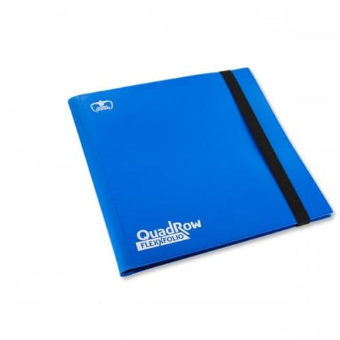ULTIMATE GUARD QUADROW FLEXXFOLIO 12-POCKET - BLUE