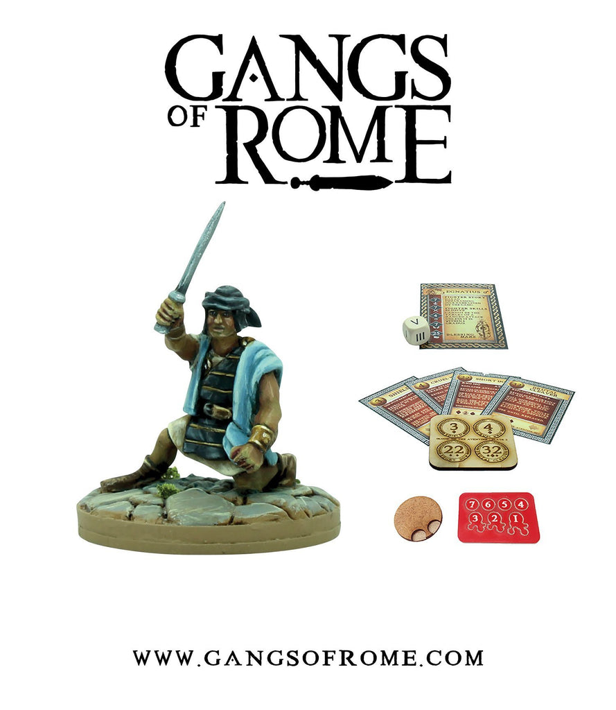 Gangs of Rome - Fighter Quartusdecimus