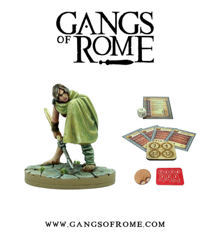 Gangs of Rome - Fighter Quintusdecimus