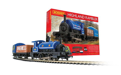 The Highland Rambler - Hornby Train Set :www.mightylancergames.co.uk