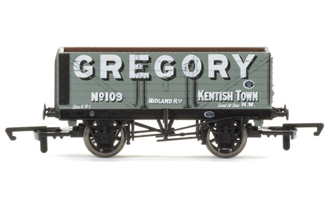 7 Plank Wagon, Gregory 109 - Era 3 - R6755 - Hornby