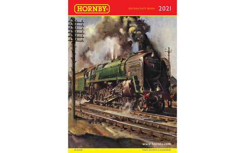 2021 Hornby Catalogue