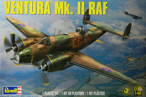 Revell 1/48 - Ventura Mk. 11 RAF: www.mightylancergames.co.uk