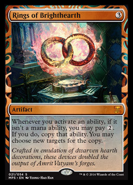 Rings of Brighthearth (Kaladesh Inventions) MightyLancerGames