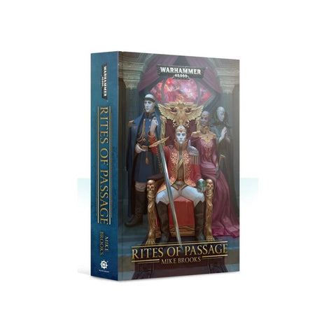 Rites of Passage (Paperback) :www.mightylancergames.co.uk