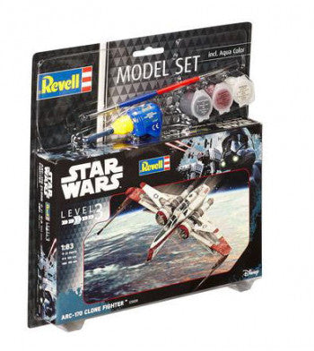 Revell: ARC-170 CLONE FIGHTER