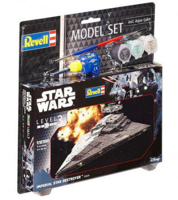 Revell: IMPERIAL STAR DESTROYER STARTER SET