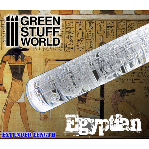 EGYPTIAN - Rolling Pin - 1375 Green Stuff World