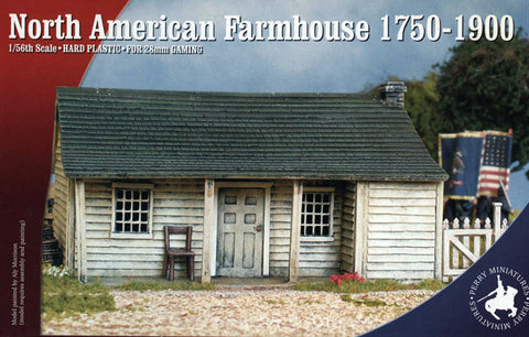 American Farm House - RBB1 (Perry Miniatures)