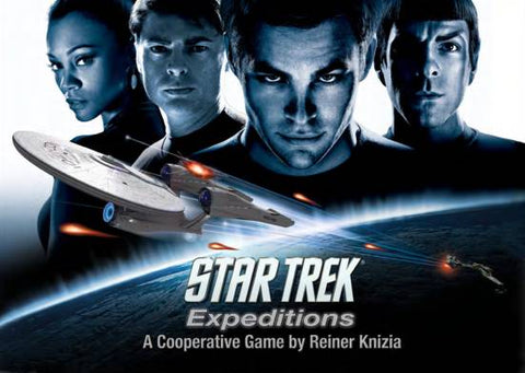 Star Trek: Expeditions Board Game