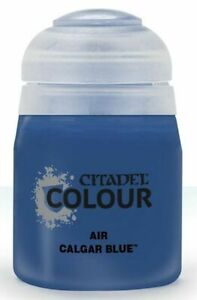 Citadel Air - Calgar Blue (24ml) :www.mightylancergames.co.uk