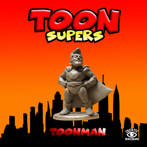 Toonman - Toon Supers: www.mightylancergames.co.uk