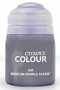 Citadel Air  -Eidolon Purple Clear (24ml) :www.mightylancergames.co.uk