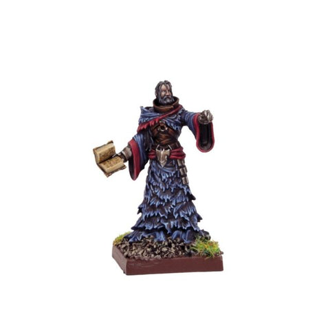 Undead Necromancer (Kings of War & Vanguard) :www.mightylancergames.co.uk