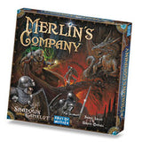 Shadows over Camelot - Merlin's Company: www.mightylancergames.co.uk
