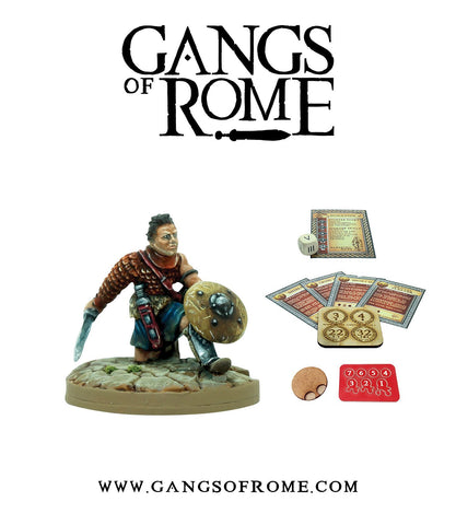 Gangs of Rome - Fighter Septimusdecimus