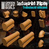 Industrial Pipes (Silicone Pipes 2164 GSW)