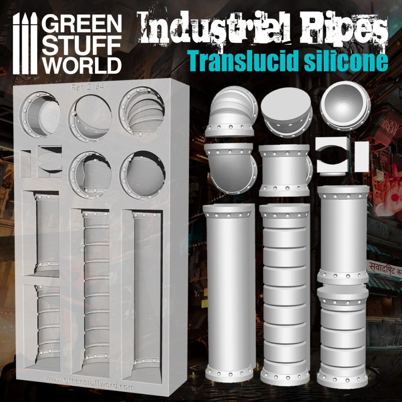 Industrial Pipes -9284