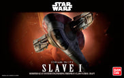 Slave 1  (1/144)  -  Scale Plastic Model Kit
